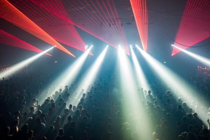 Partylicht, Soundsystems von Pioneer