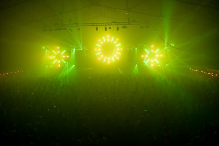We Love Techno with Lighteffects