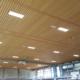A/V-Installation Turnhalle Jegenstorf