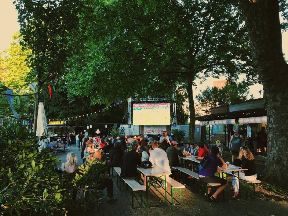WM-Garten im Wylerbad