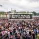 Streetparade 2018 mit USL Veranstaltungstechnik. Die grösste Party der Schweiz in Zürich