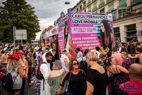 Streetparade 2018