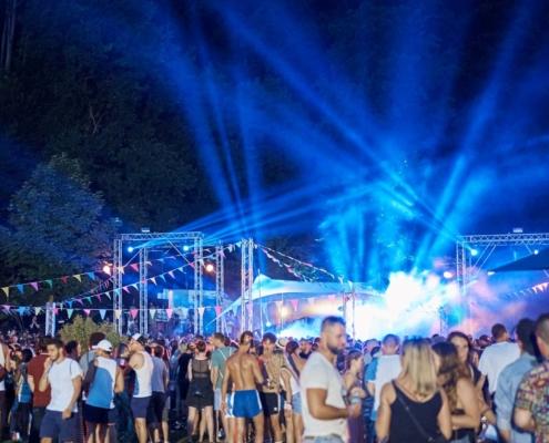SommerLiebe Festivel 2018 / USL Veranstaltungstechnik / Eventtechnik / Soundsystem / Lichteffekt / Party
