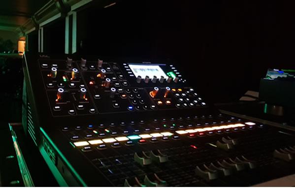 USL Veranstaltungstechnik, Ihr Partner für perfekte Event mit Produkten von Midas. Das Digitalmischpult M32 von Midas