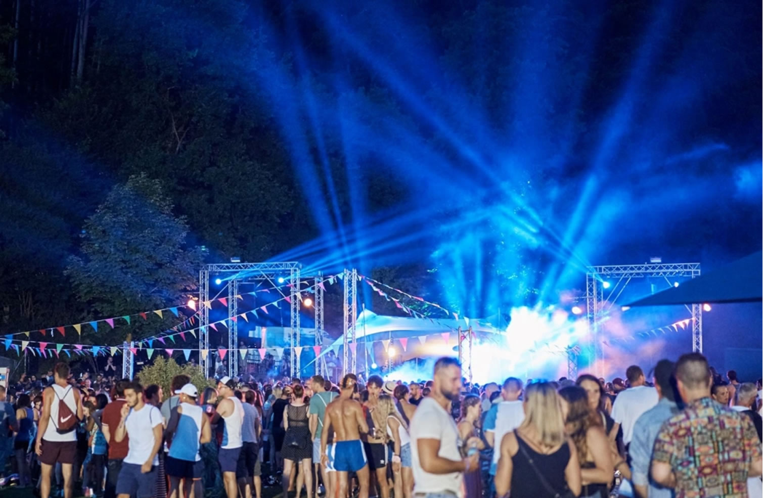 Licht, Ton, Multimedia, Bühnen und alles für Ihren Event. Von USL Veranstaltungstechnik