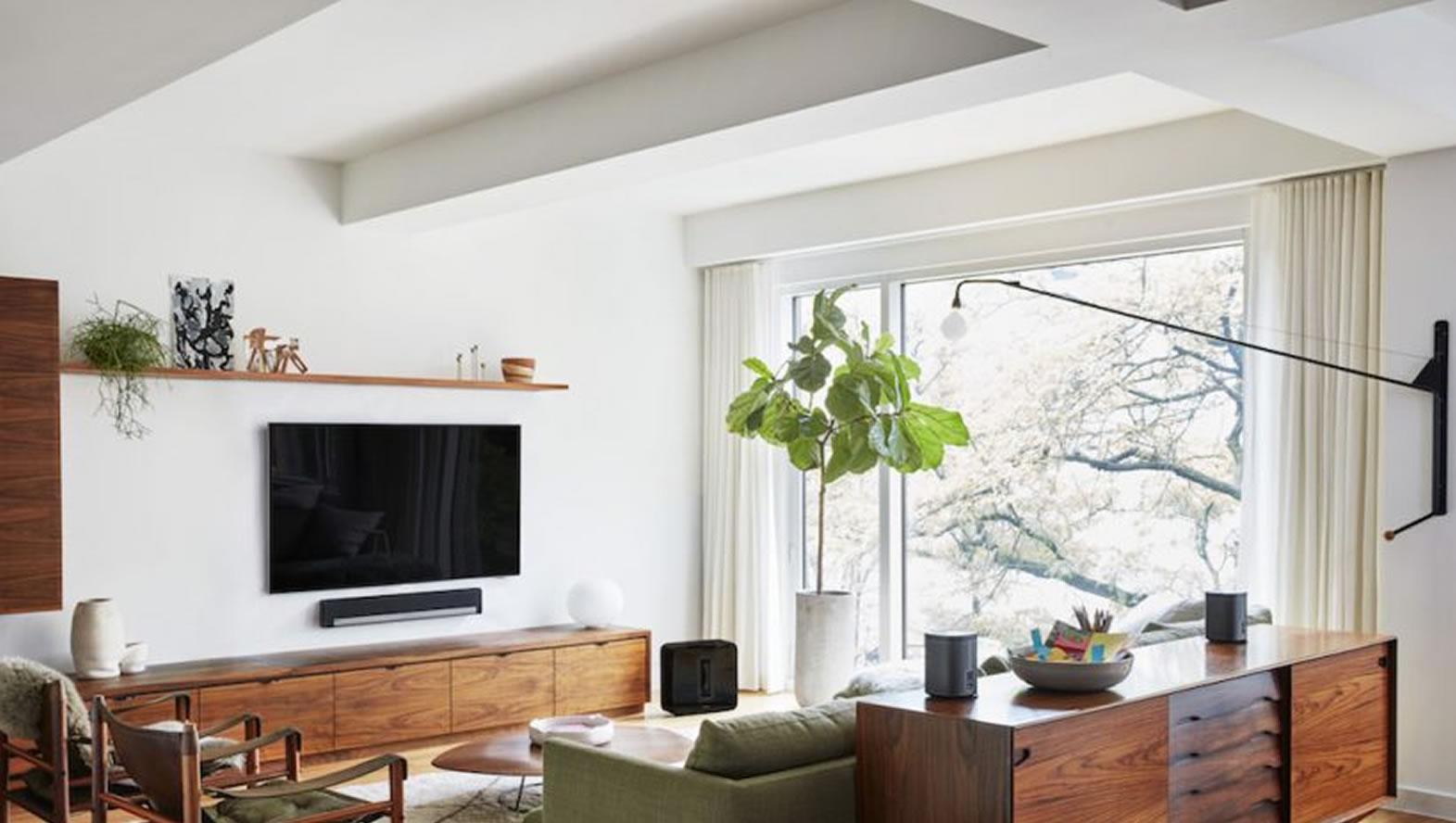Für Ihr Zuhause und Ihr Geschäft. Das top Lautsprechersystem von Sonos. Wir von USL Veranstaltungstechnik organisieren und installieren für Sie
