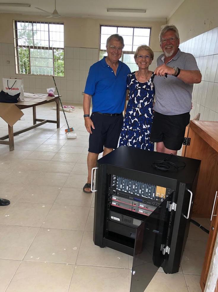 Das Hilfsprojekt der Stiftung Tuwapende Watoto in Tansania