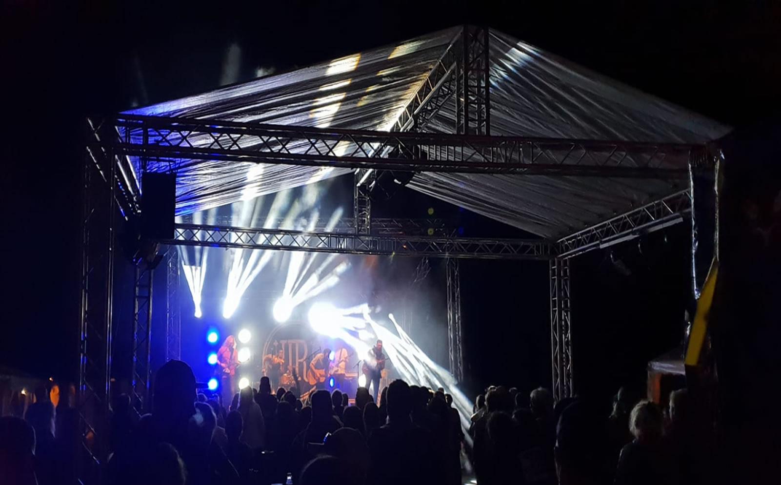 Lichteffekte, Lightshows uns Spezialeffekte. USL Schweiz für Ihren Event